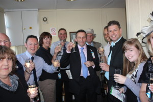 Another Group 1 champagne moment